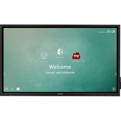 ViewSonic IFP7530 ViewBoard Multitouch LED-Display 75