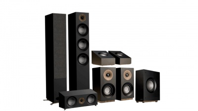 JAMO 5.1.2 Atmos S 809 Home Theatre System Package