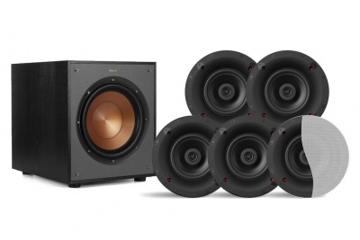Klipsch 5.1 CS In-Ceiling Home Theatre System Package