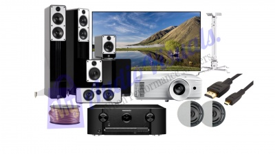 Q Acoustic Concept 5.1 Home Cinema Package