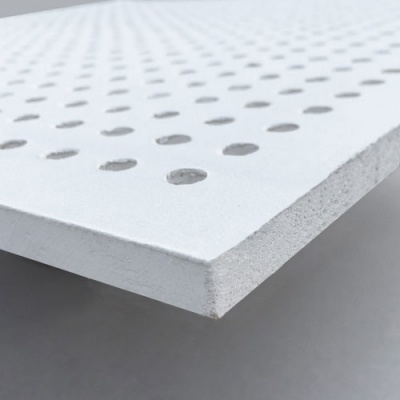 Gypsum Perforated Acoustical Panel Olmac (6mm)