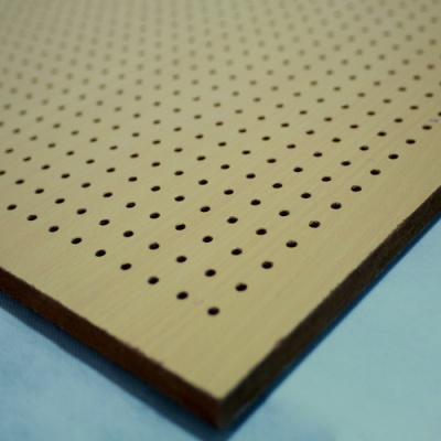 MDF Perforated Acoustical Panel Olmac 12 mm(Perfona - M)