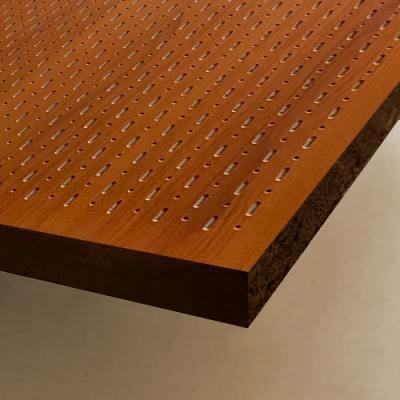 MDF Perforated Acoustical Panel Arroyo 12 mm(Perfona - M)