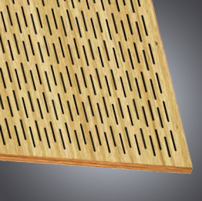 MDF Perforated Acoustical Panel Incise 12 mm(Perfona - M)